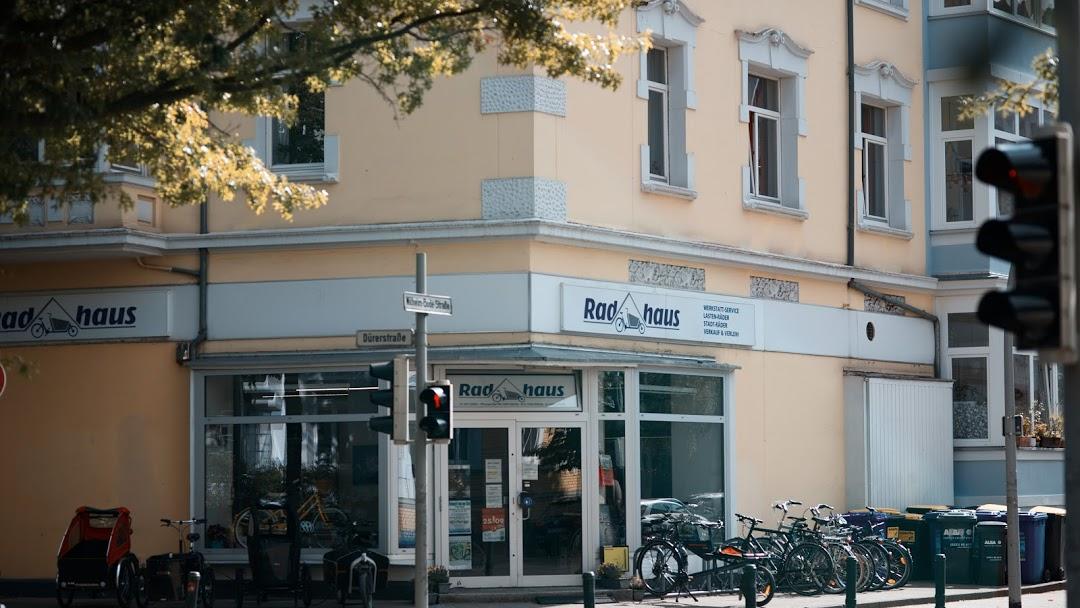 Unser Lastenradcenter in Braunschweig