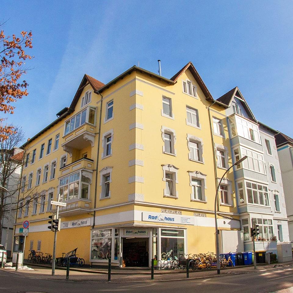 Radhaus Braunschweig